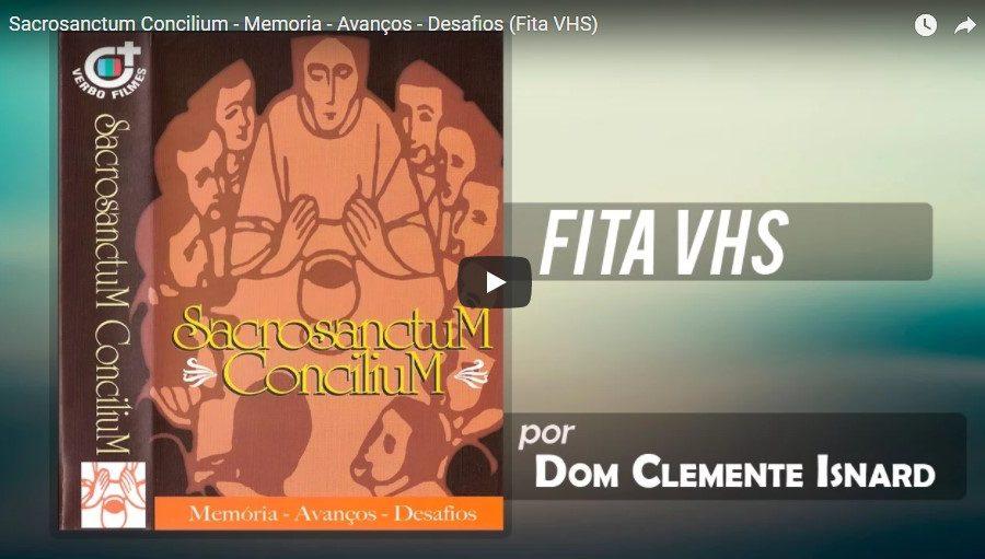 Dom Clemente Isnard – Sacrosanctum Concilium: memória, avanços, desafios