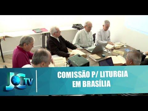 Comissão para liturgia em Brasília