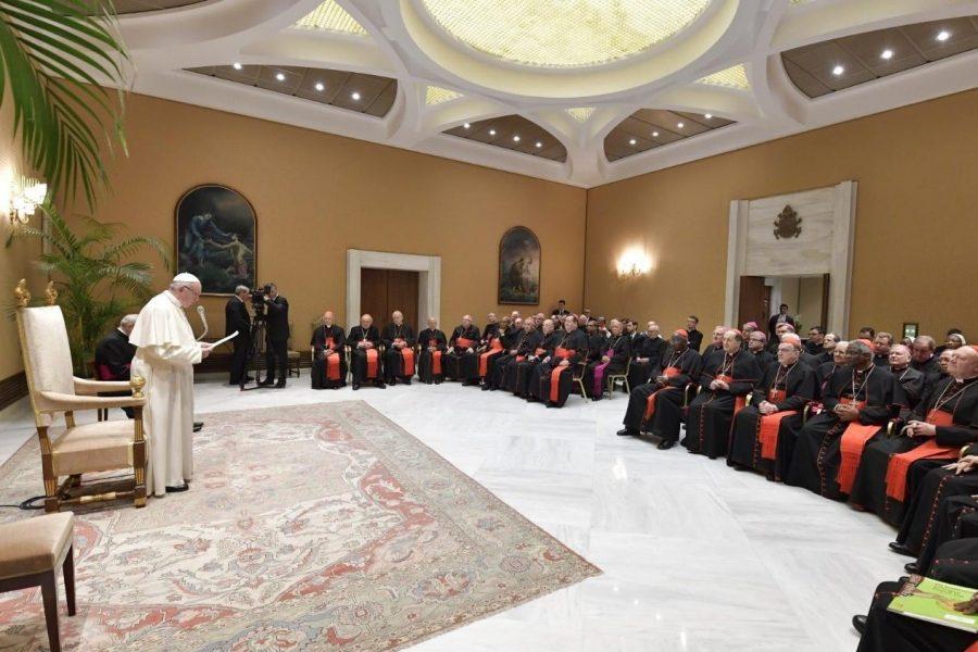 Discurso do Santo Padre Francisco aos participantes da Assembleia Plenária da Congregação para o Culto Divino e a Disciplina dos Sacramentos
