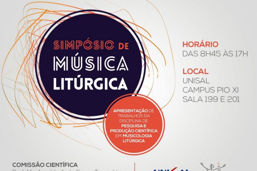 SIMPÓSIO DE MÚSICA LITÚRGICA