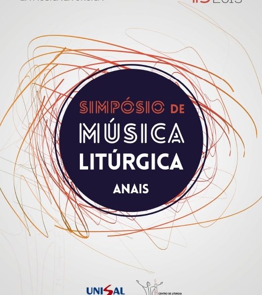 Lançamento dos Anais do I Simpósio de Música Litúrgica